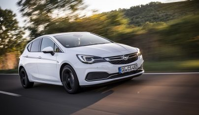 Opel Astra OPC Line Sport Pack 1