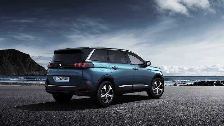 Peugeot 5008 2017 2