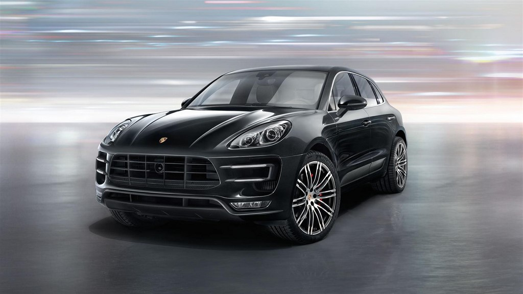 Porsche Macan Turbo Performance Package 8