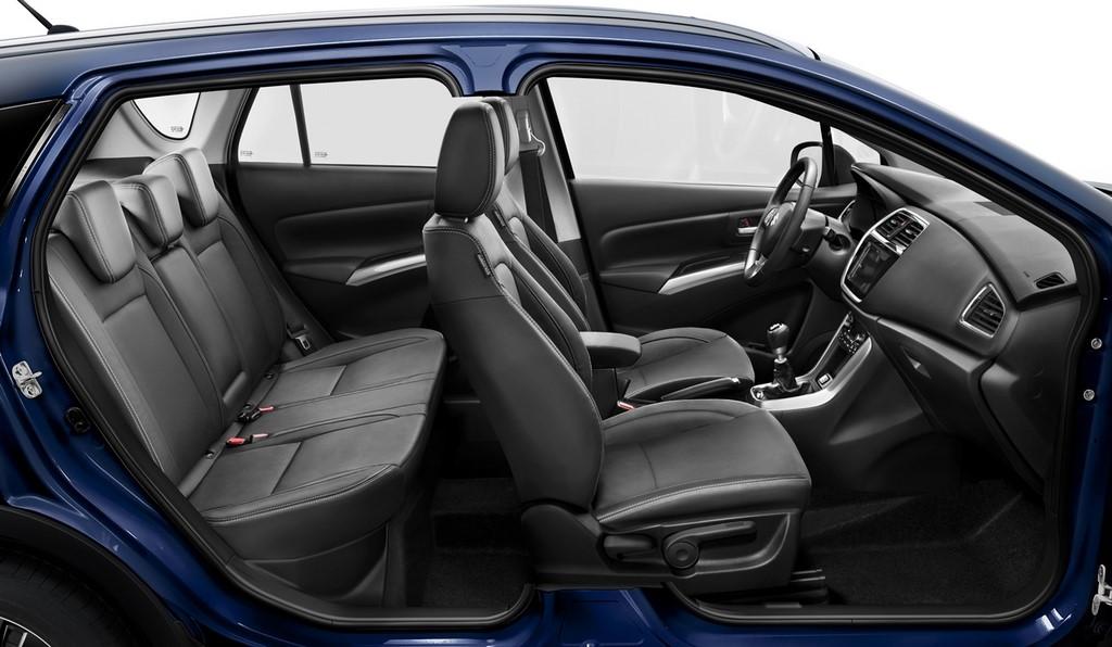 Suzuki Sx4 S Cross 2017 22