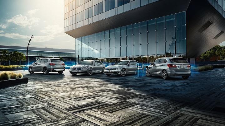 BMW-hibridos