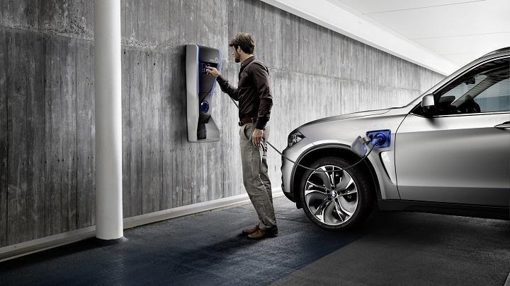 BMW-recarga