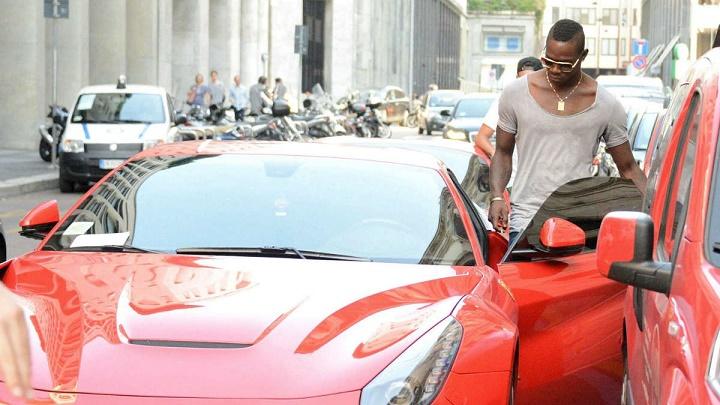 Balotelli-Ferrari