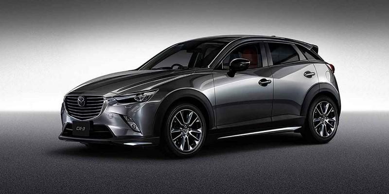 Mazda-CX-3-Custom-Style