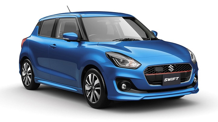 Suzuki-Swift frontal
