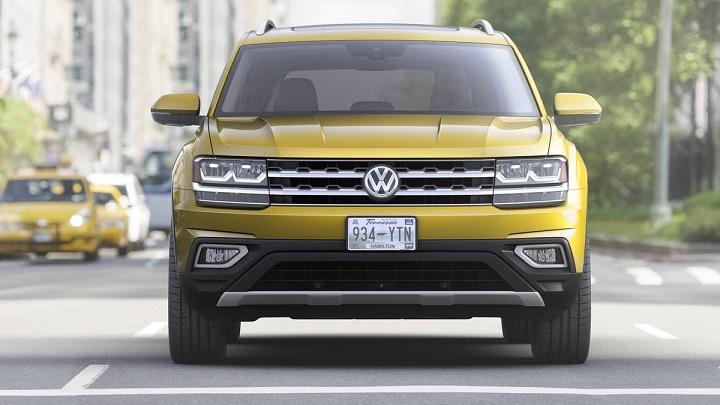 Volkswagen-Atlas