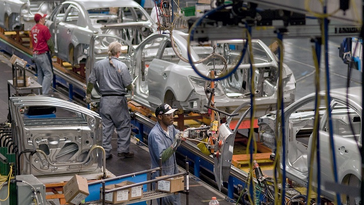Ford-produccion