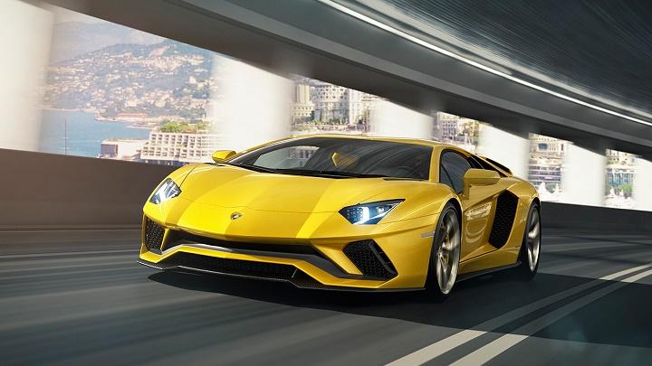 Lamborghini-Aventador-S
