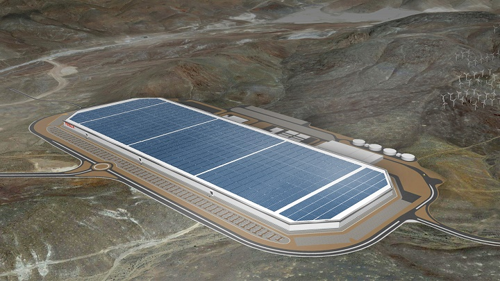 Tesla-Gigafabrica