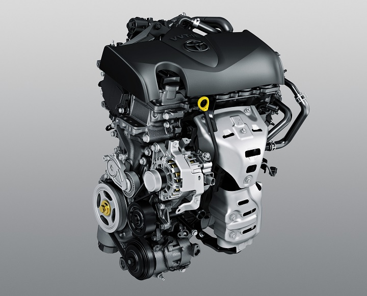 motor-Yaris-gasolina