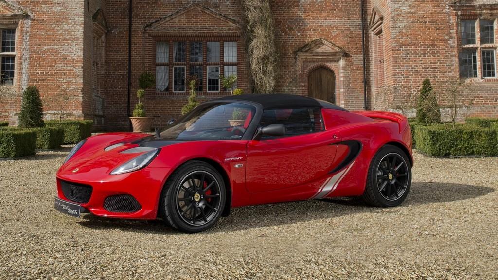Lotus-Elise-Sprint