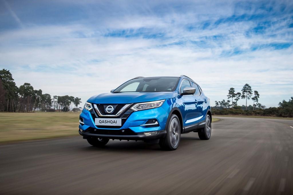 Nissan Qashqai 2017 10