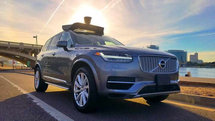 Uber-autonomo-Volvo