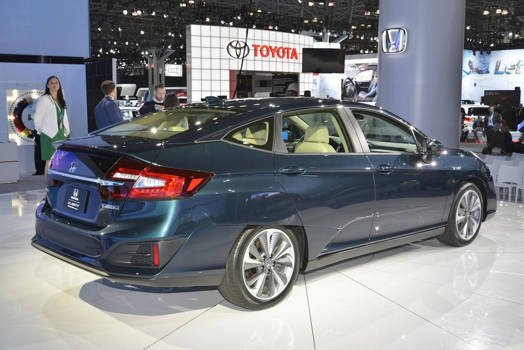 Honda Clarity Plug-in Hybrid 7