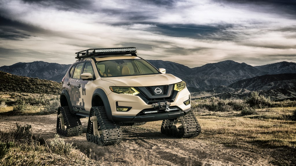 Nissan-Rogue-Trail-Warrior-Project