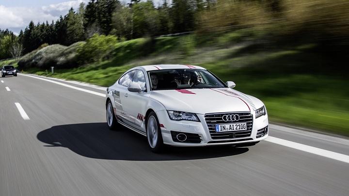 Audi-autonomo
