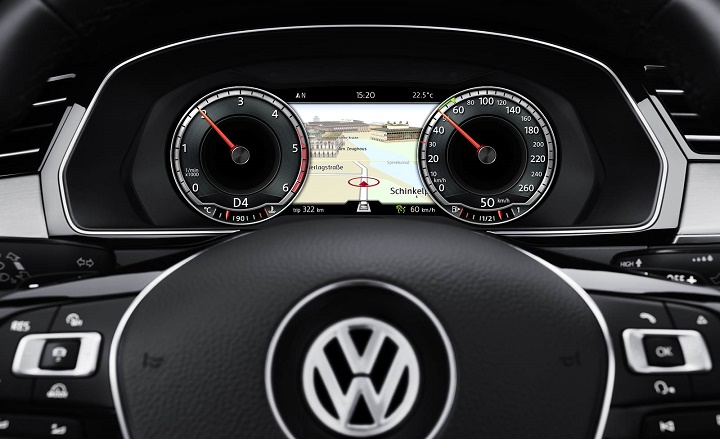Digital-Cockpit-Volkswagen