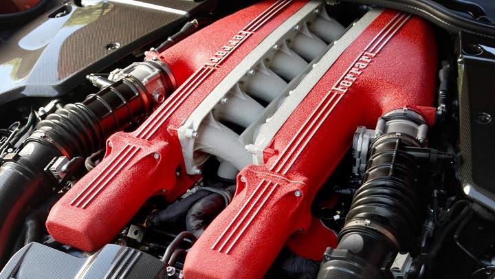 motor-Ferrari