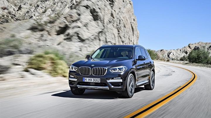 BMW-X3-frontal