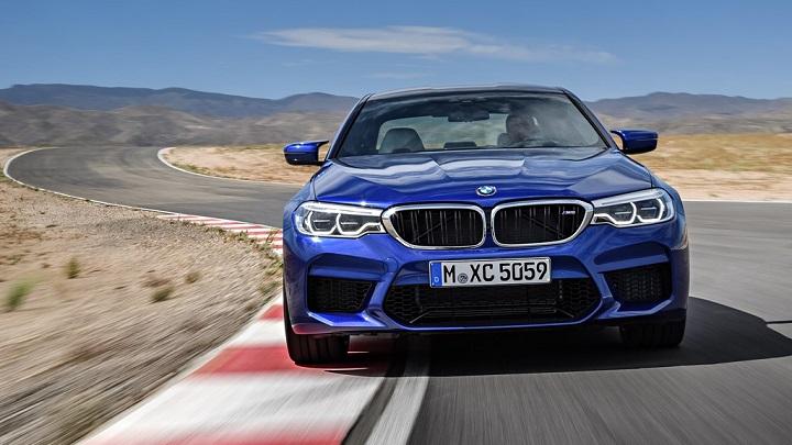 BMW-M5-frontal