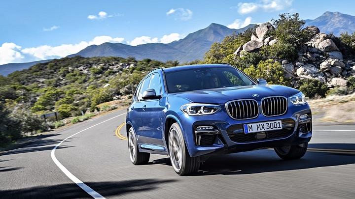 BMW-X3-M40i-frontal