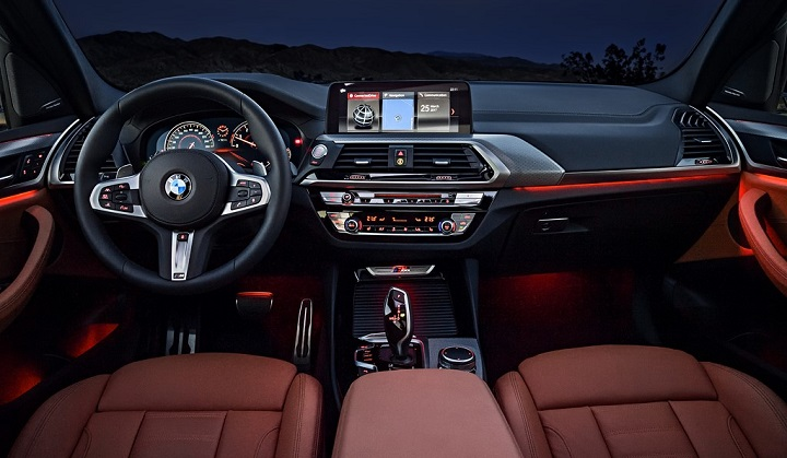 BMW-X3-M40i-interior