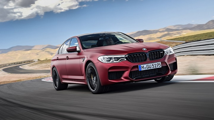 BMW-M5-First-Edition