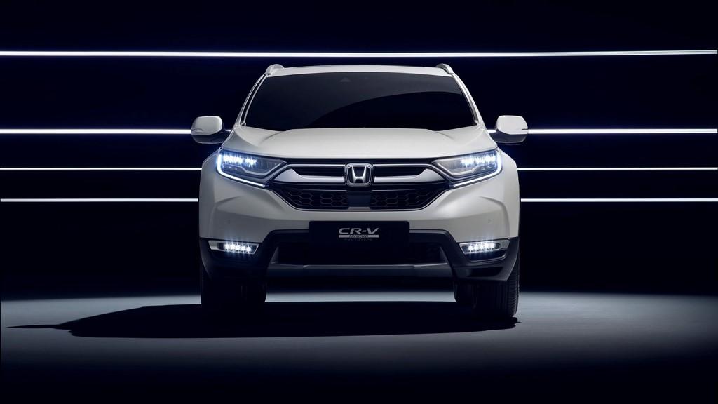 Honda-CR-V-Hybrid