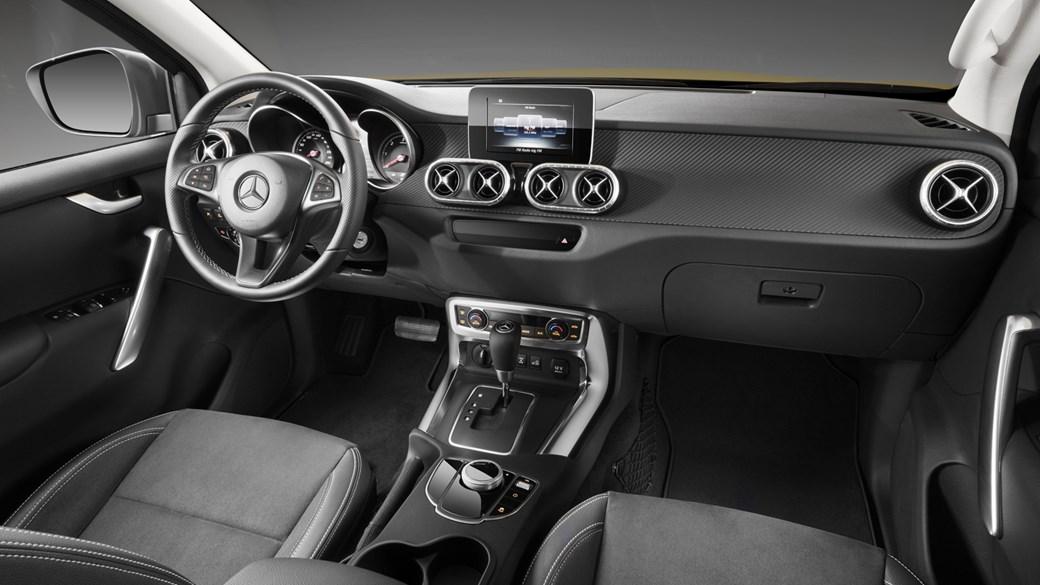 Mercedes benz clase x 4 for Mercedes benz 4 x 4