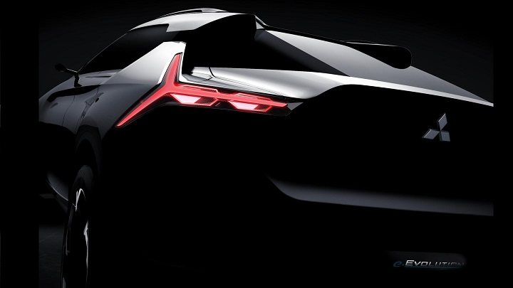 Mitsubishi-e-Evolution-Concept
