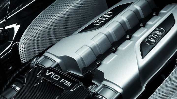Audi-V10