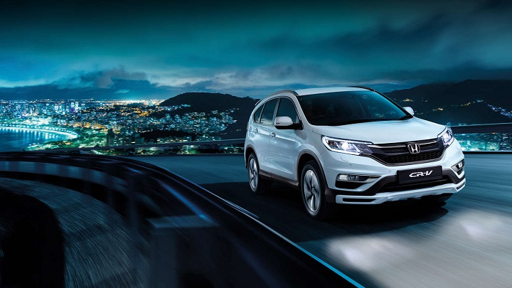 Honda-CR-V-Lifestyle-Plus-frontal-tres-cuartos