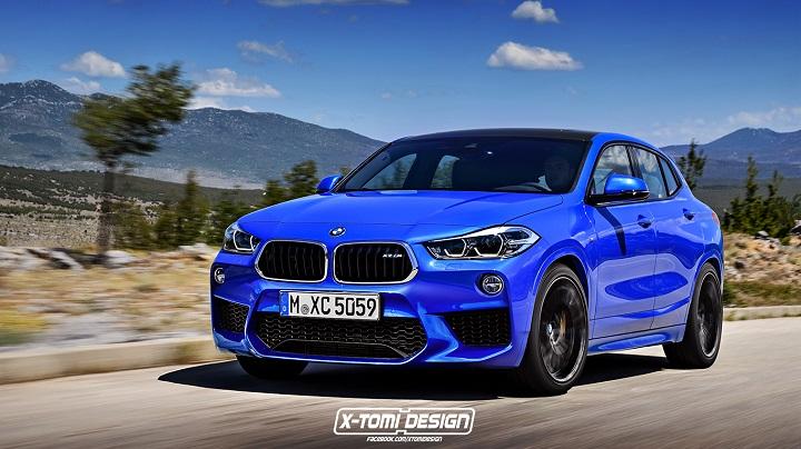 BMW-X2-M-render