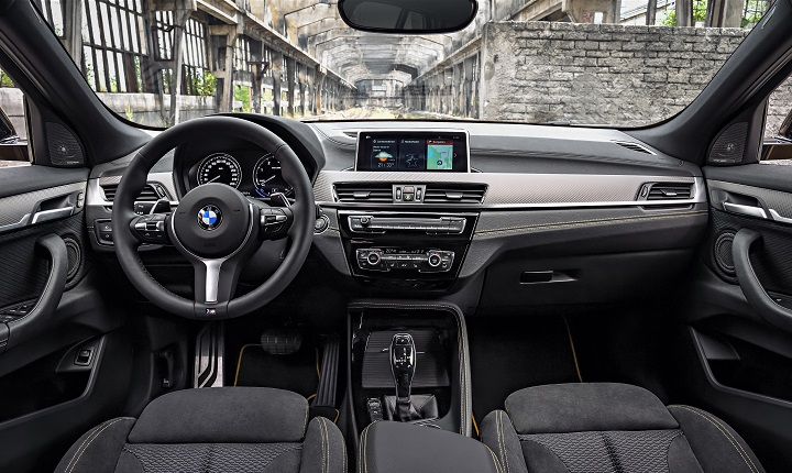 BMW-X2-interior
