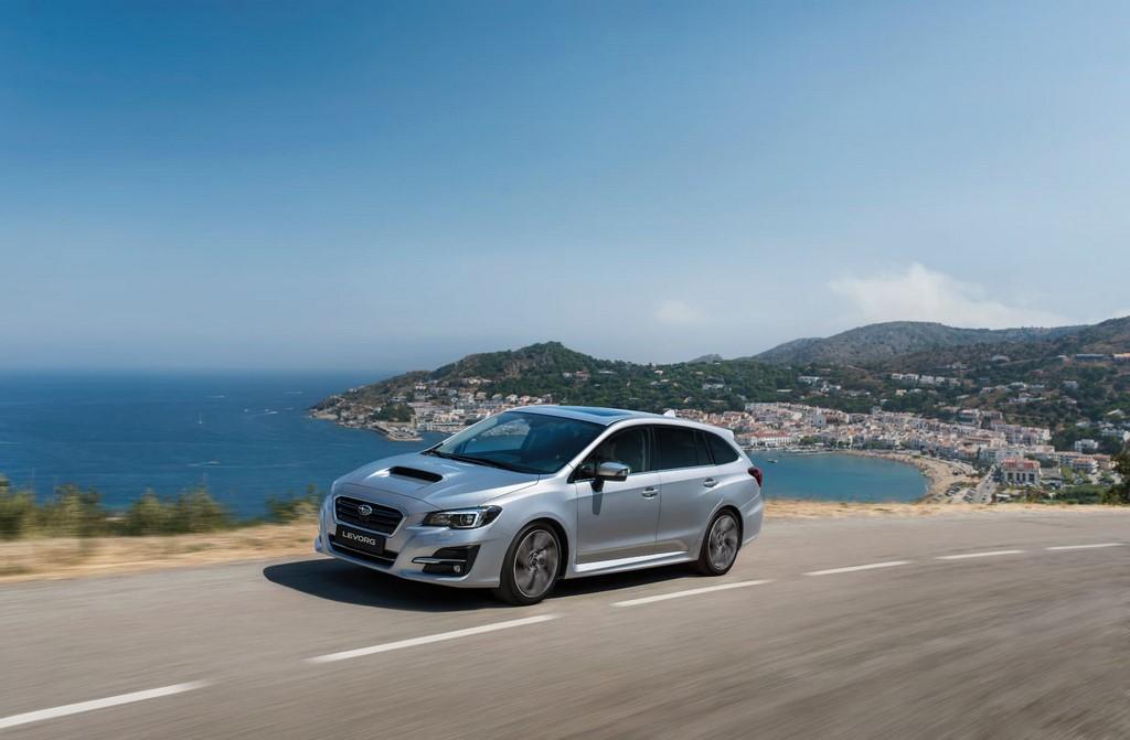Subaru Levorg 2018 >> Motor a Fondo - Coches y noticias del mundo del motor