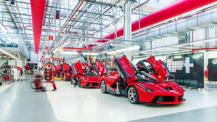 Ferrari-Fabrica