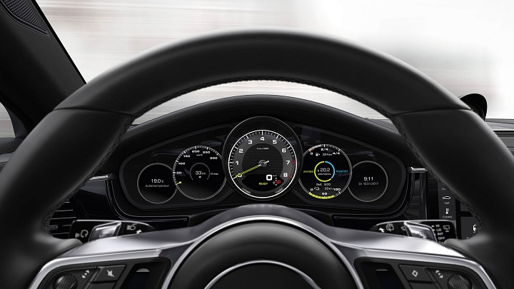 Porsche-Panamera-4-E-Hybrid-interior