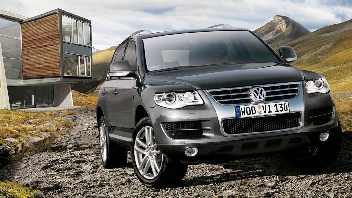 Volkswagen-Touareg-diesel