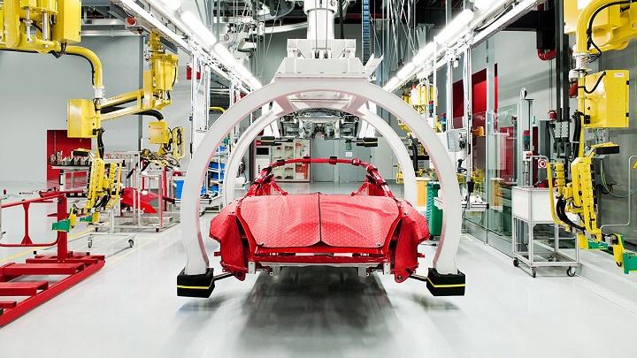fabricacion-Ferrari