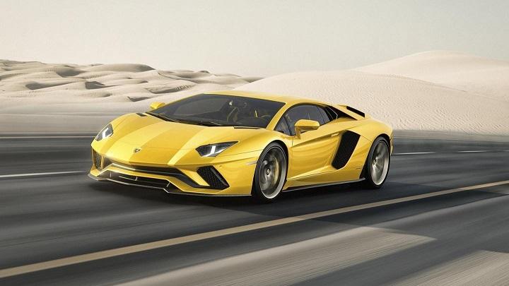 Lamborghini-Aventador-en-el-desierto