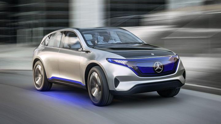 Mercedes-Benz-electrico