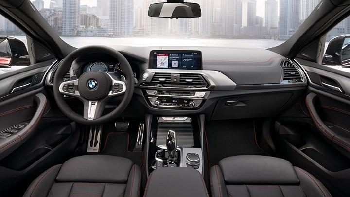 BMW-X4-2018-interior