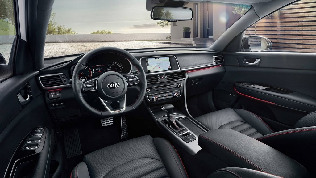 Kia-Optima-2018-interior
