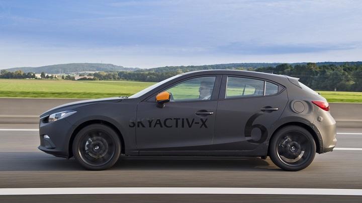 Mazda-Skyactiv-X