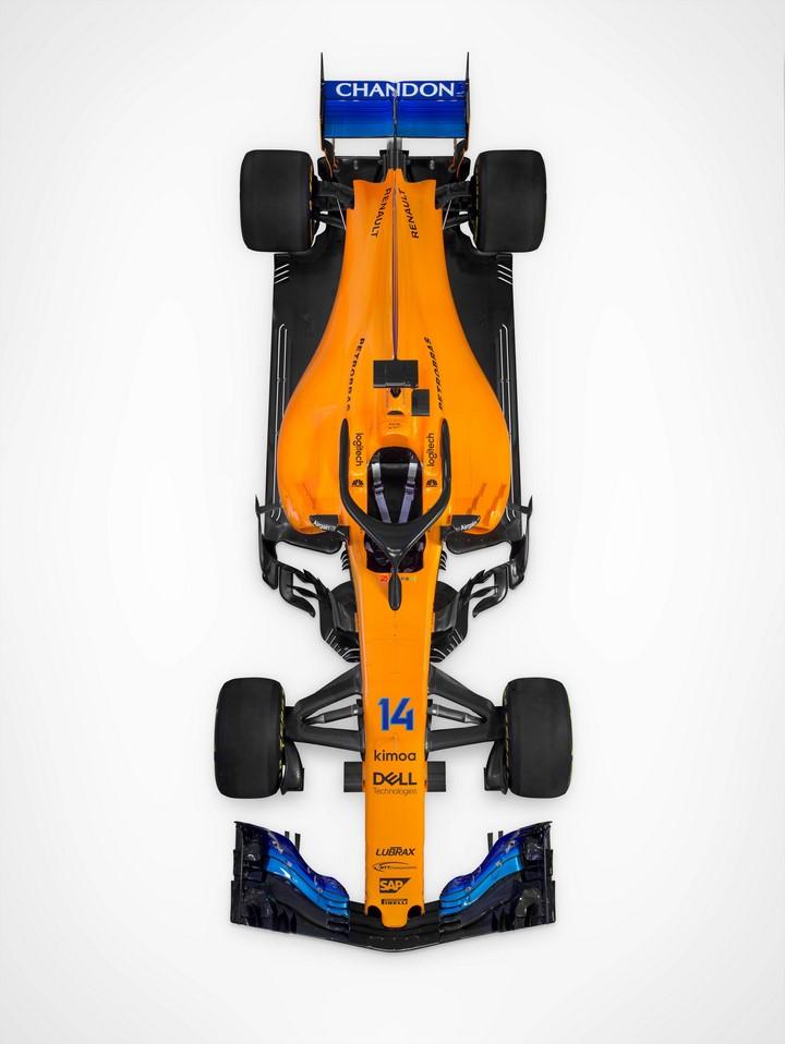 McLaren-MCL33