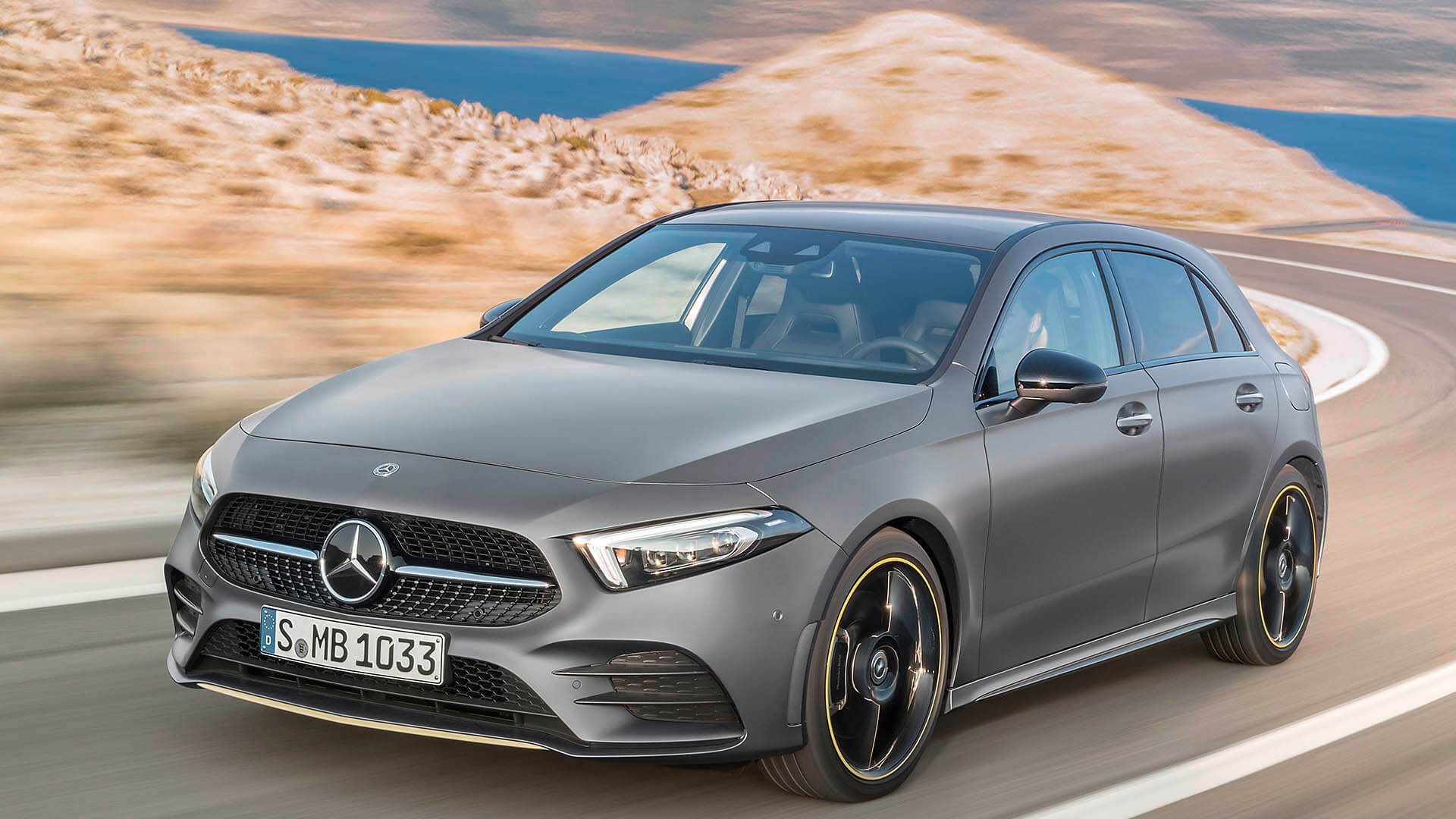 Mercedes benz clase a 2018 13 for Mercedes benz clase a 2018