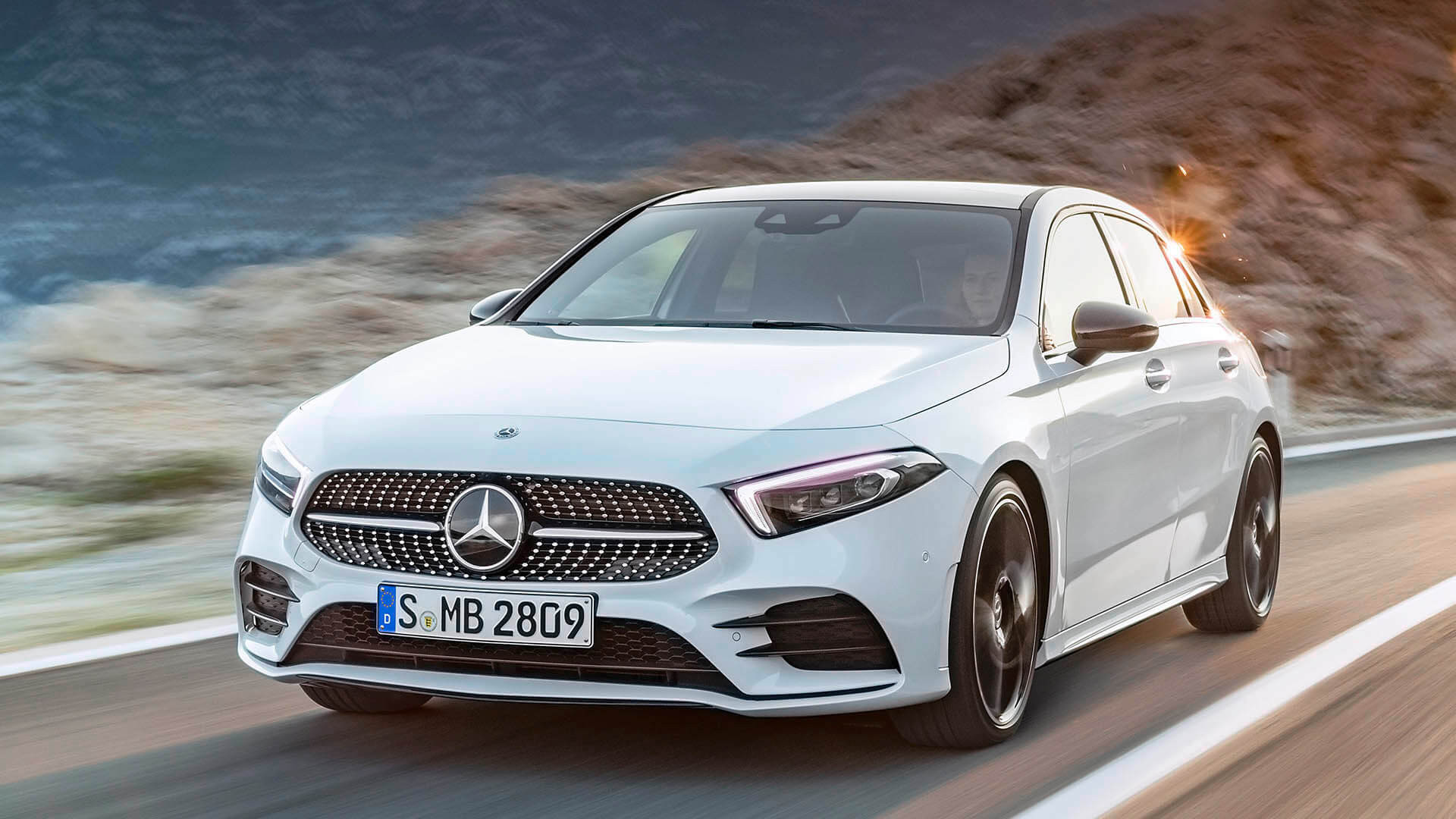 Mercedes benz clase a 2018 2 for Mercedes benz clase a 2018