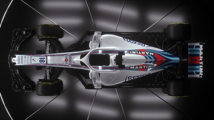 Williams-FW41
