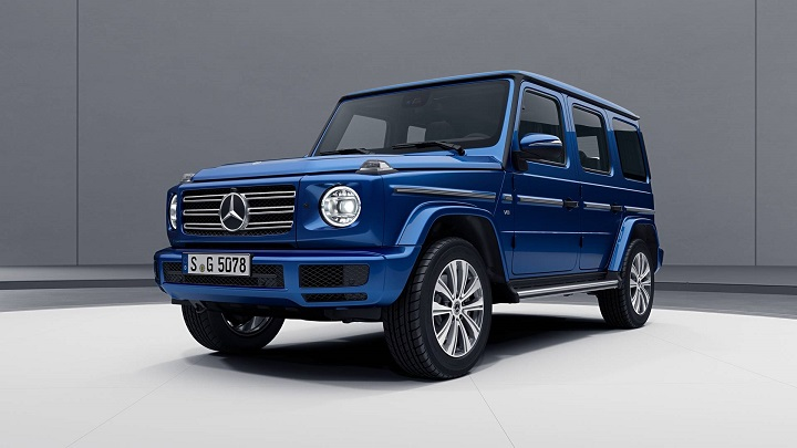 Mercedes-Benz-Clase-G-2018-Stainless-Steel-frontal