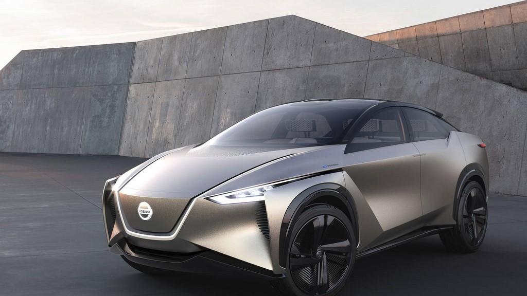 Nissan-IMx-KURO-Concept